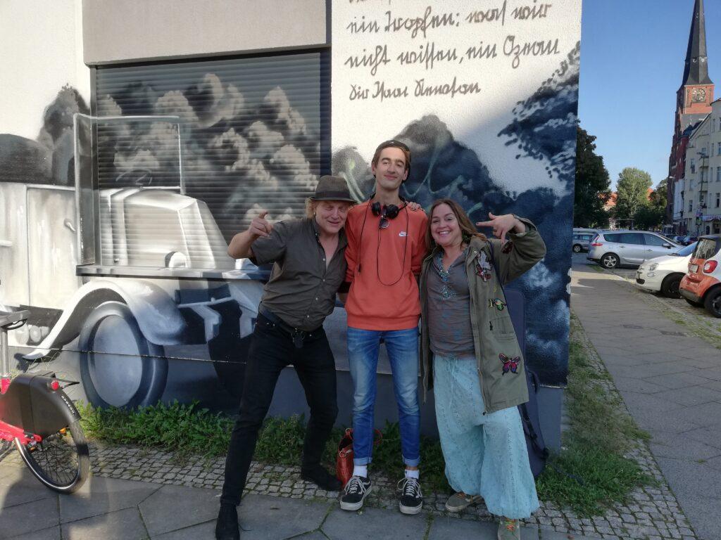 Sanuel Beck, Silvi und Guido